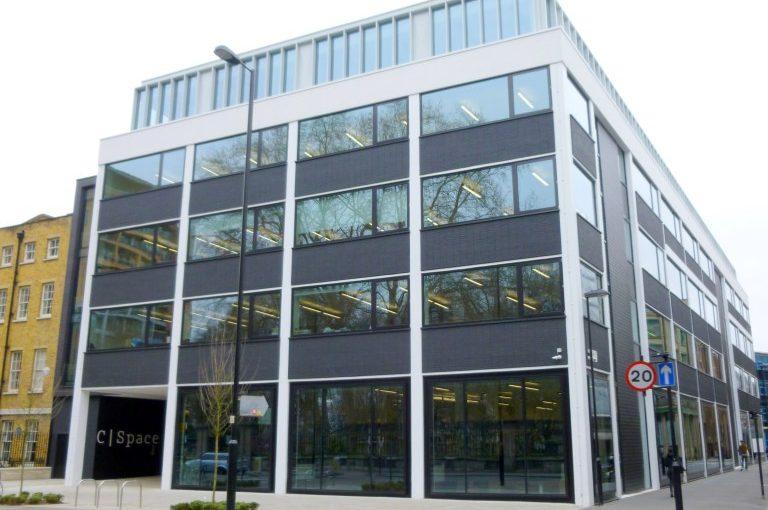 C Space building exterior