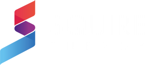 Squire Energy logo with white text