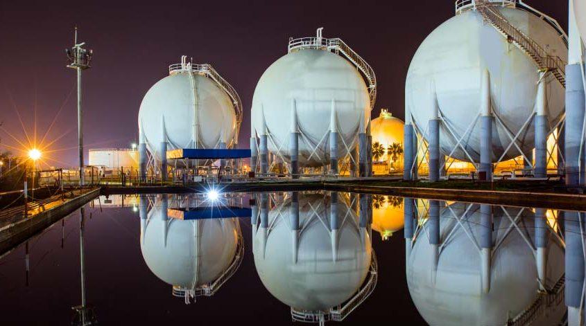 Liquid natural gas news image