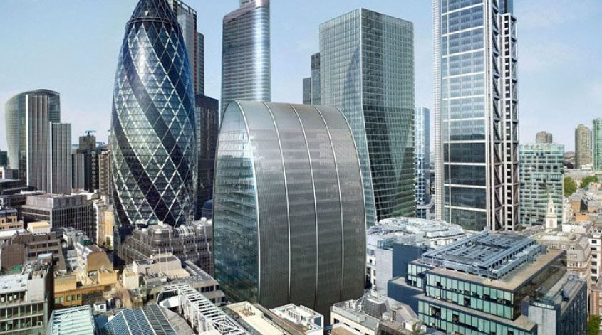 70 St Mary Axe also know as the Can of Ham building