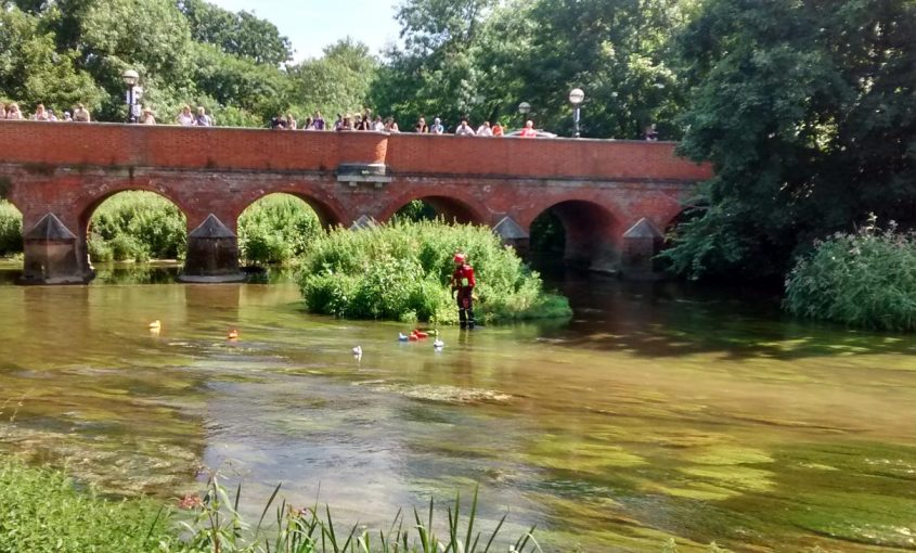Leatherhead Duck Race
