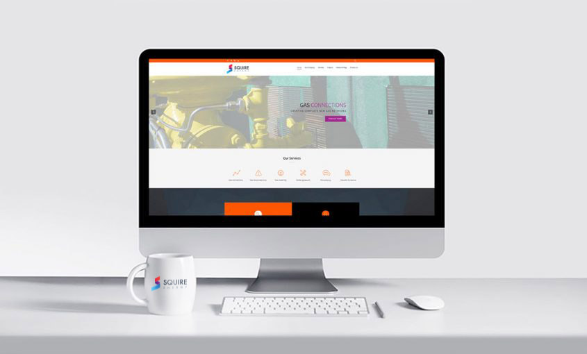 Squire Energy launches new website