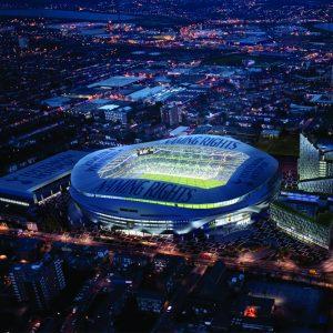 Tottenham Hotspur Stadium Project Squire Energy
