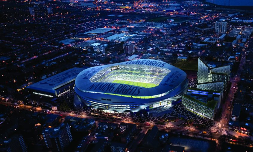 Tottenham Hot Spur Stadium