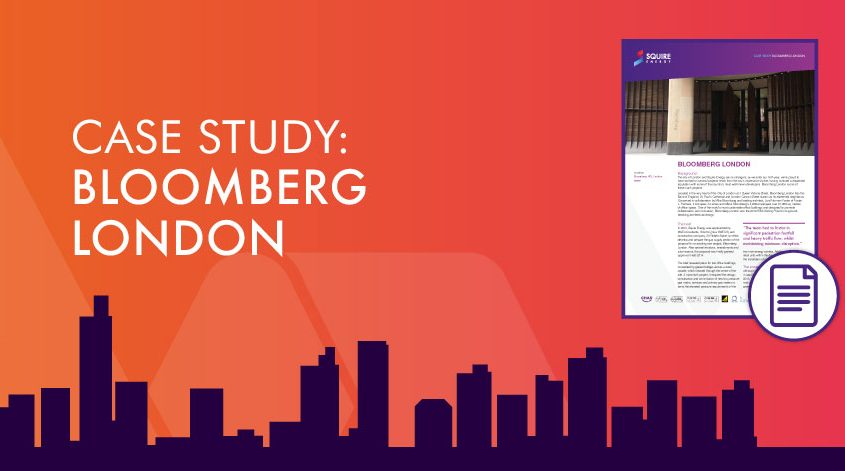 Bloomberg London case-study
