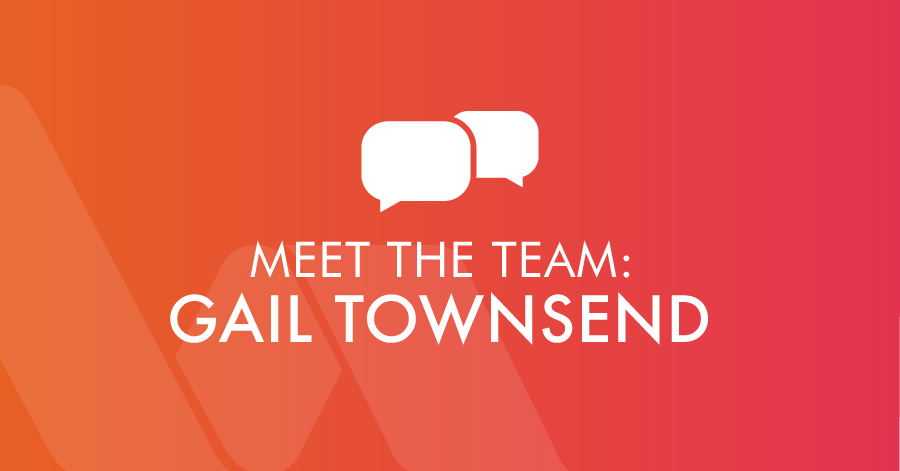 Meet the team, Gail Townsend, Metering Manager