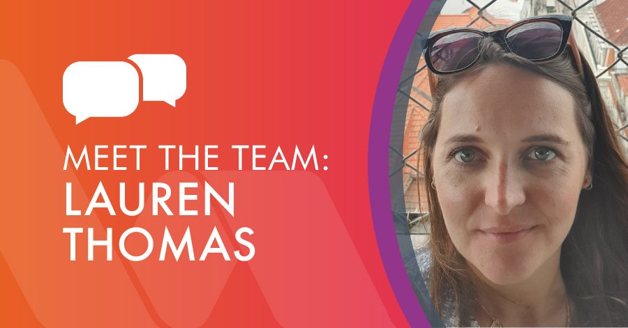 Meet the team, Lauren Thomas, Operations Administator
