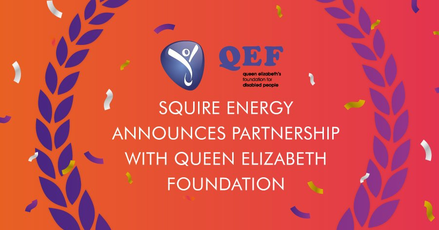 Queen Elizabeth Foundation blog graphic