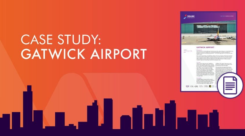 Gatwick Airport blog graphic