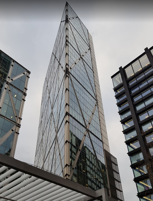 Principal Place Amazon Head Office Project Squire Energy